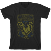 Psychedelic Rooster T-Shirt