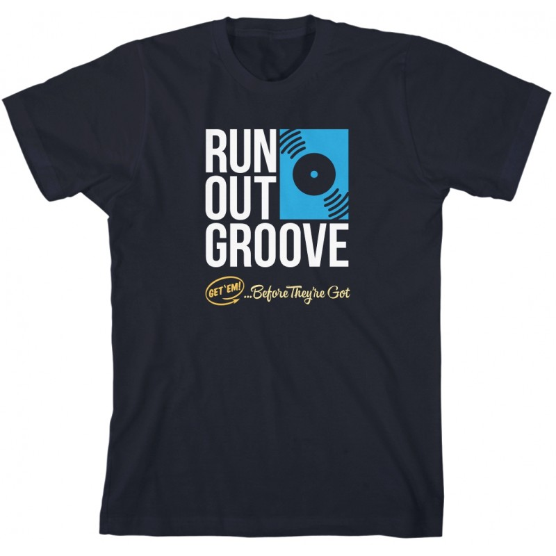 Run Out Groove Logo T-Shirt