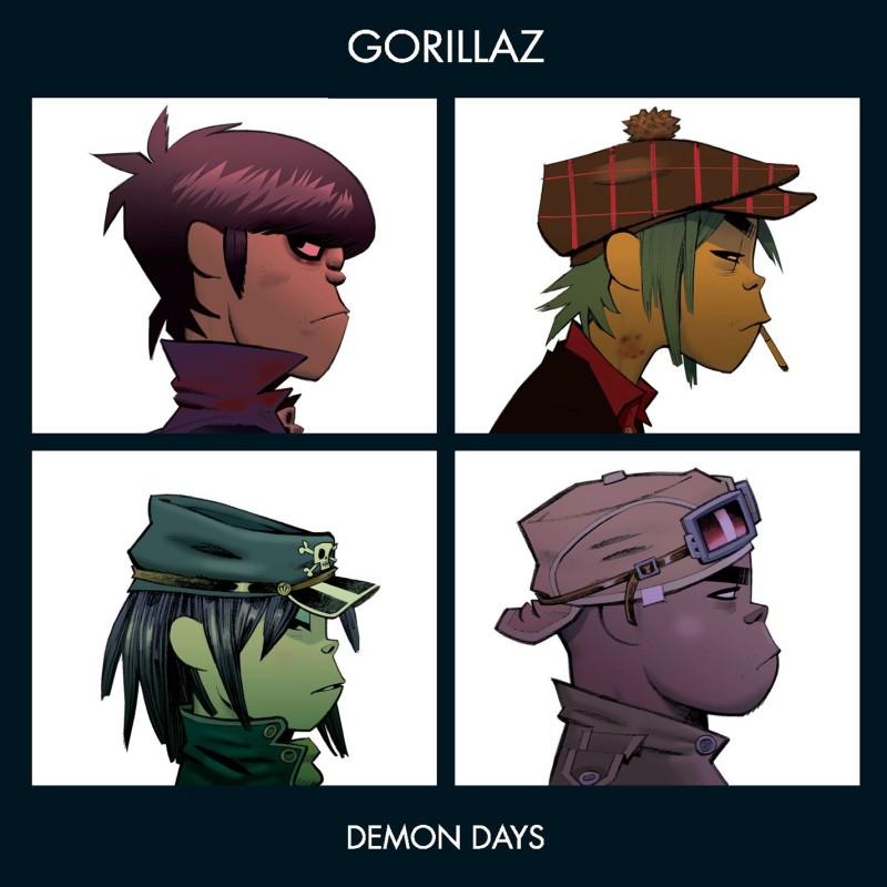 Demon Days CD