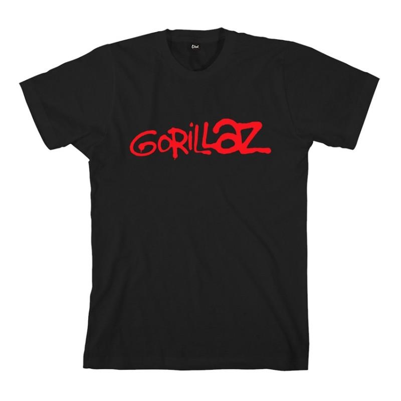 Graffiti Logo Black T-Shirt