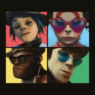 Humanz: Standard Digital Album