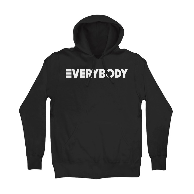 Everybody Hoodie (Black)