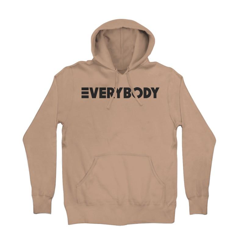 Everybody Hoodie (Tan)