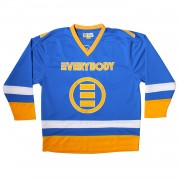 Everybody Blue Hockey Jersey