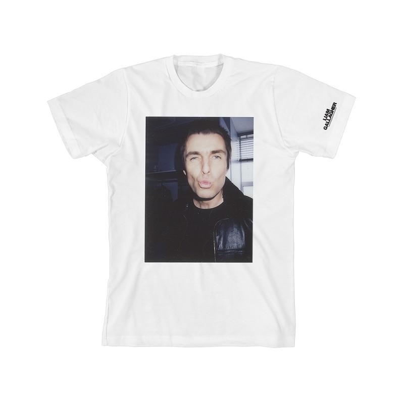Polaroid T-shirt White
