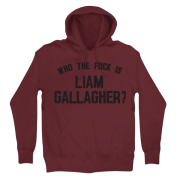 Who The Fuck Hoodie