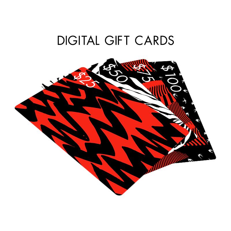 Twenty One Pilots Gift Card
