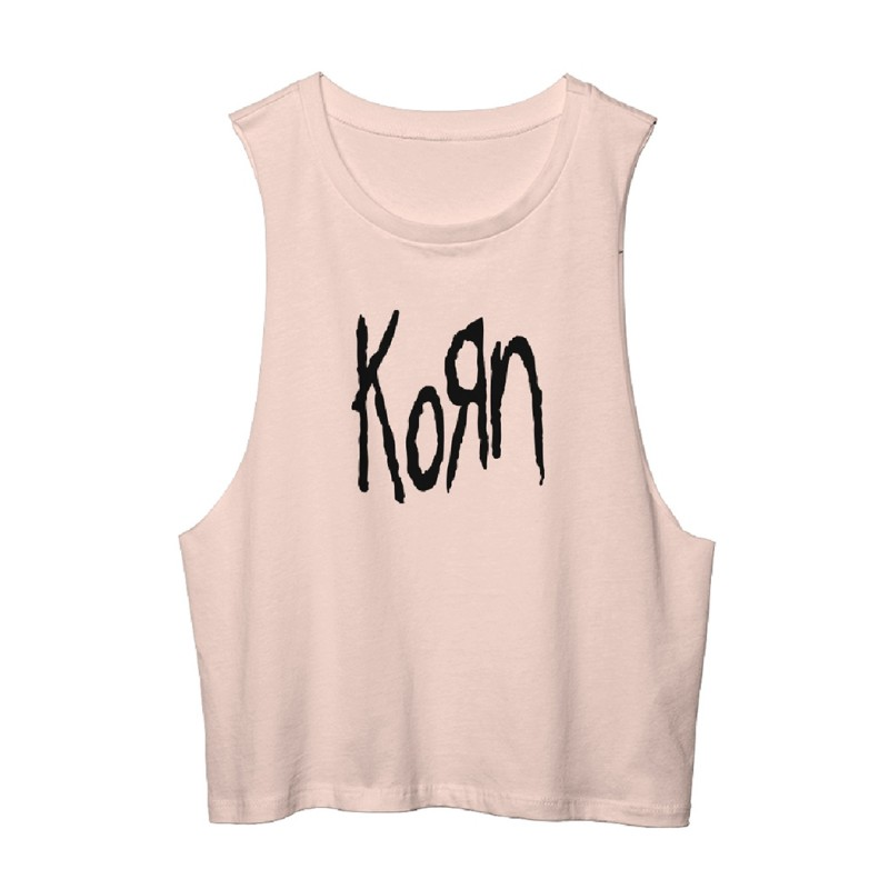 Korn Peach Muscle Tank