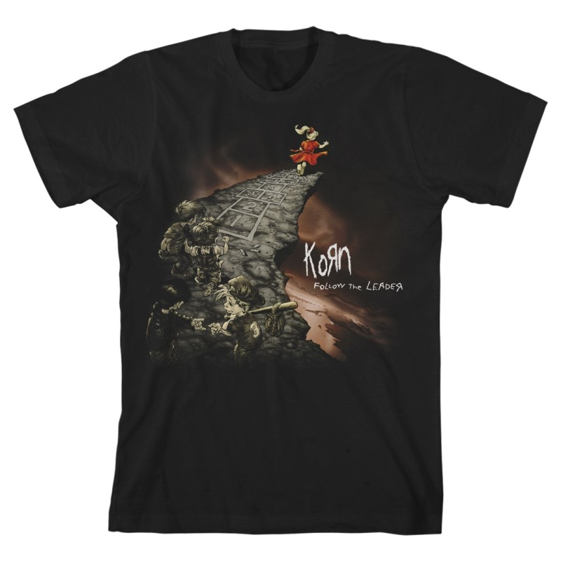 Follow the Leader Cliff T-Shirt