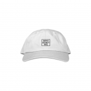 Why Don't We Cap (White)
