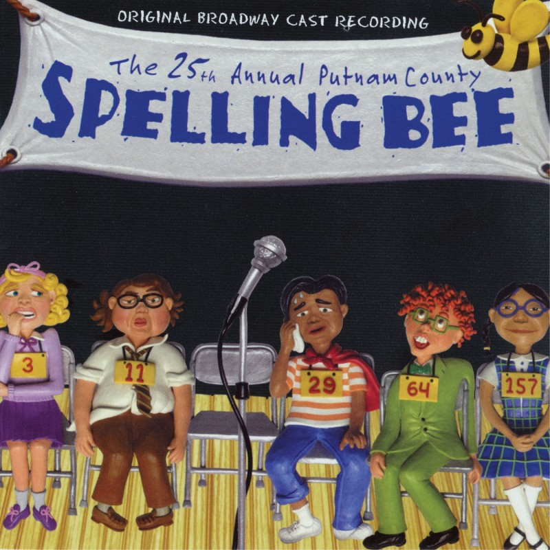 The 25th Annual Putnam County Spelling Bee (Original Broadway Cast Recording)