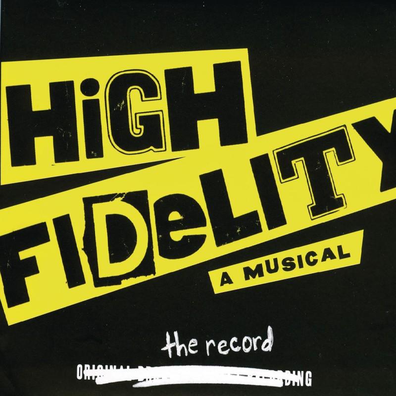 High Fidelity (Original Broadway Cast Recording)