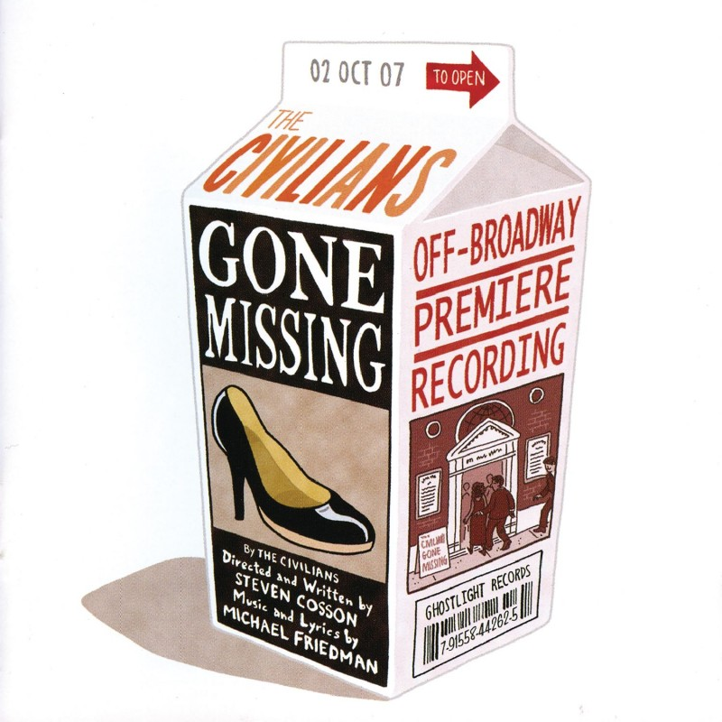 Gone Missing (Off-Broadway Premiere Recording)