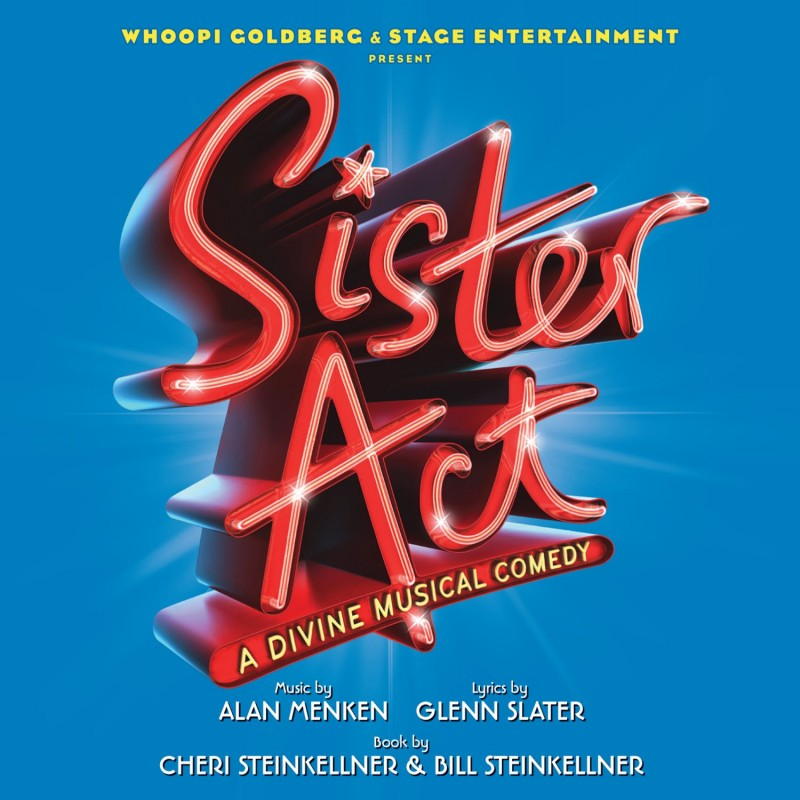 Sister Act - A Divine Musical Comedy (Original London Cast Recording)