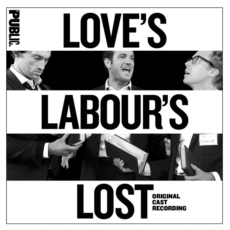 Love's Labour's Lost (Original Cast Recording)