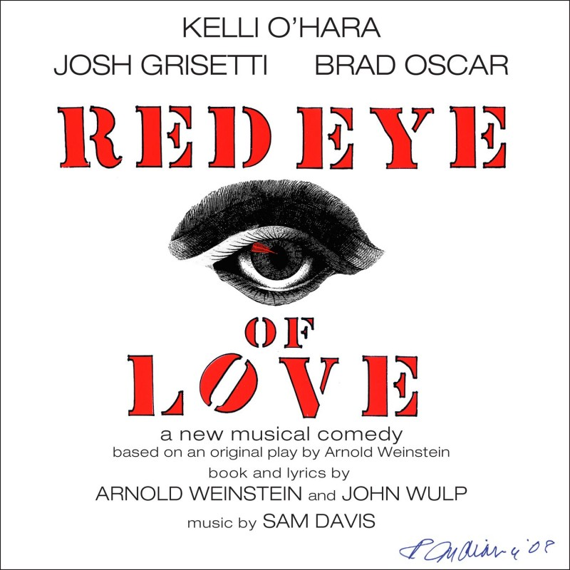 Red Eye Of Love (Studio Cast Recording)