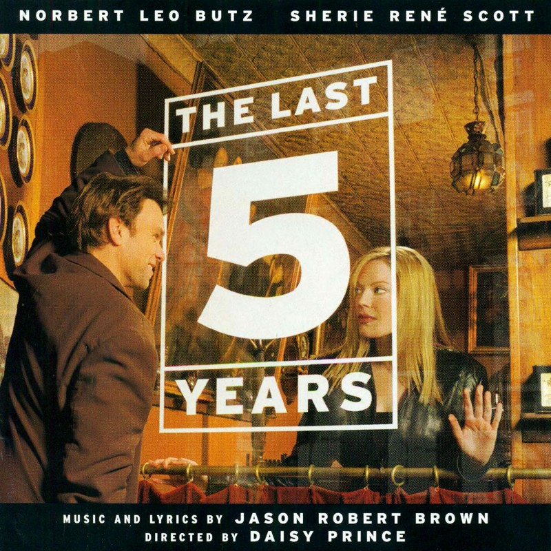 The Last Five Years (Original Cast Recording)