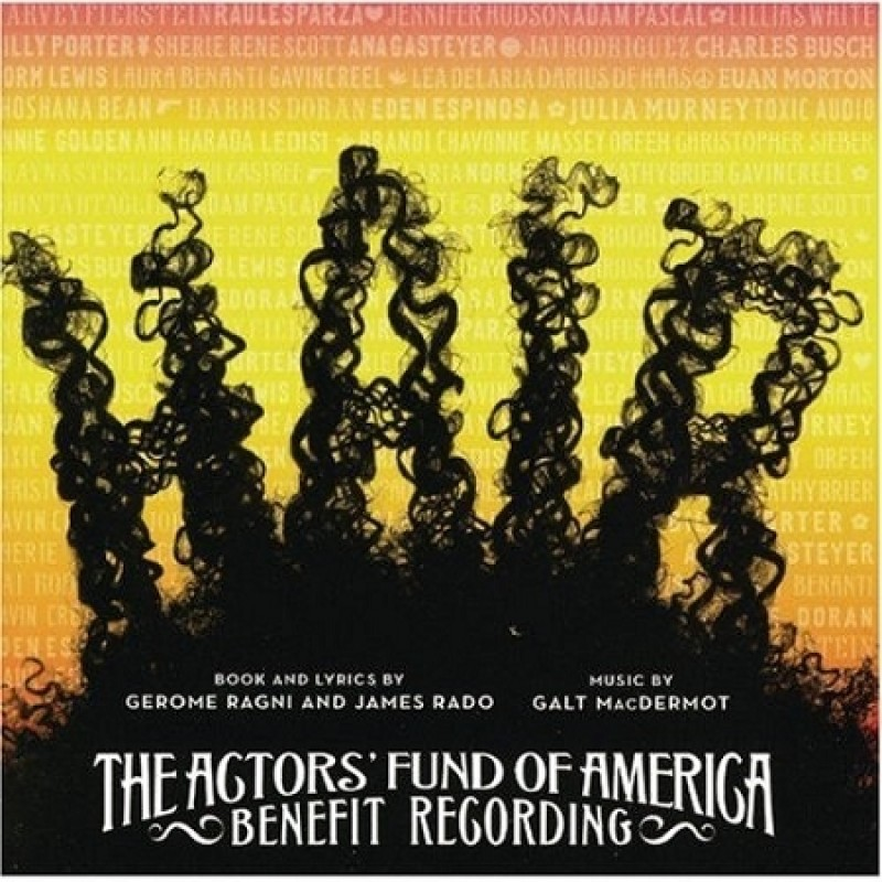 Hair (Actors Fund of America Benefit Recording)