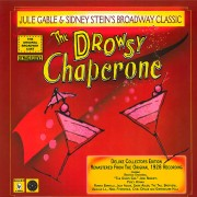 The Drowsy Chaperone (2nd Pressing Vinyl Album)