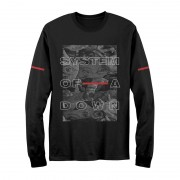 Eye Collage Long Sleeve T-Shirt