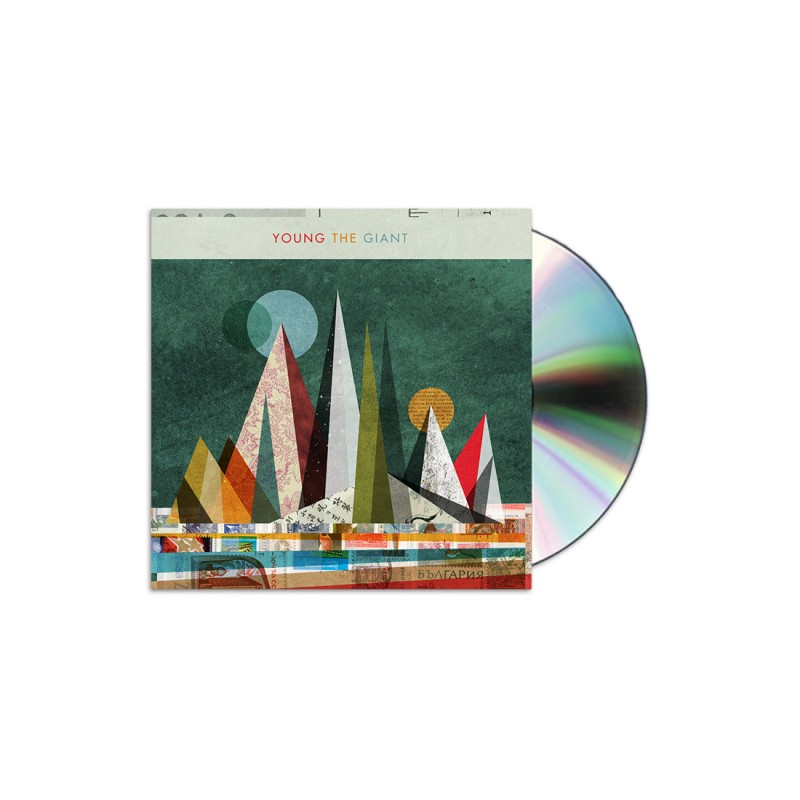 Young the Giant CD