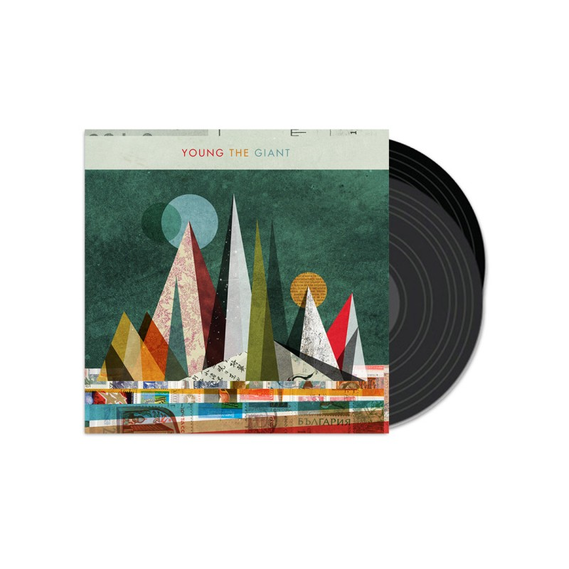 Young the Giant 2xLP