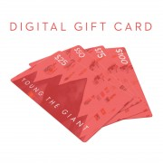 Young The Giant Gift Card