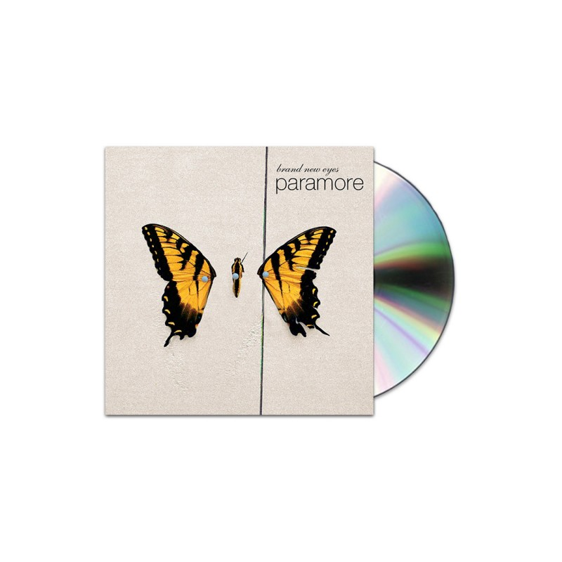 brand new eyes CD
