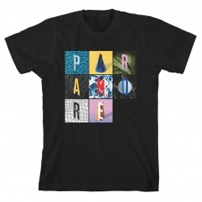 Texture Square T-Shirt