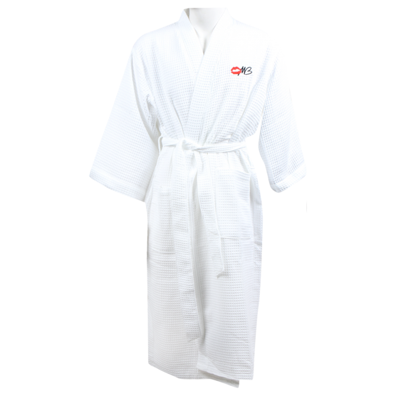 Love Lips Spa Robe