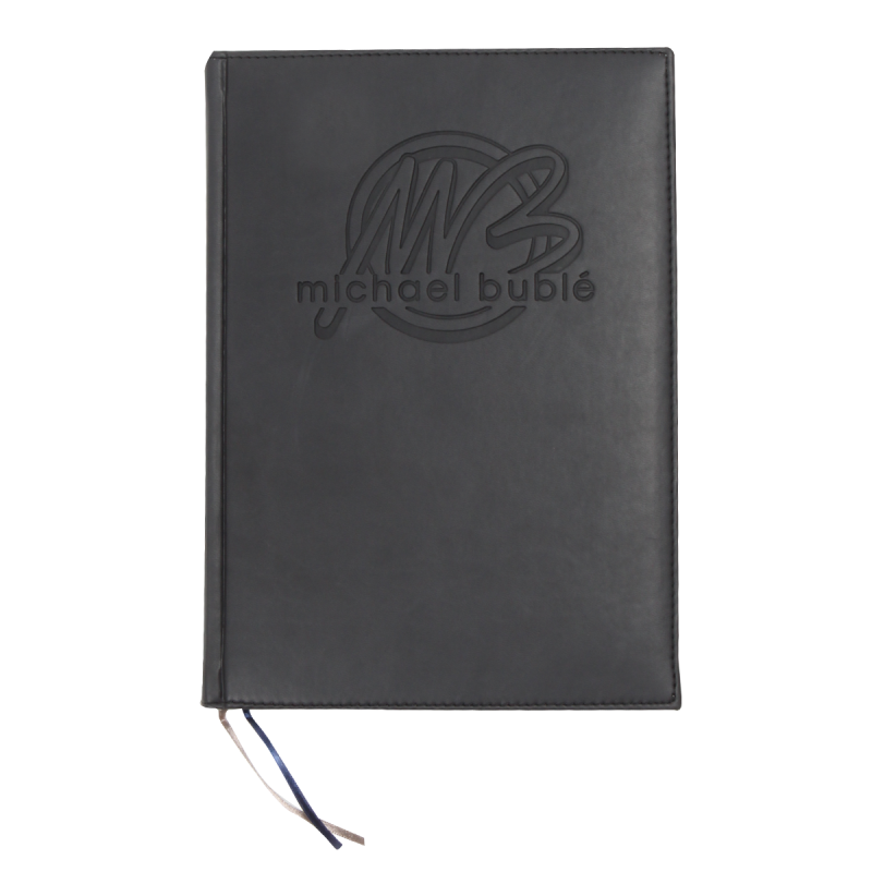 Embossed MB Logo Journal