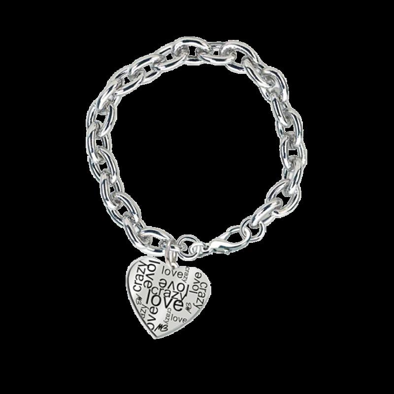MB Charm Bracelet