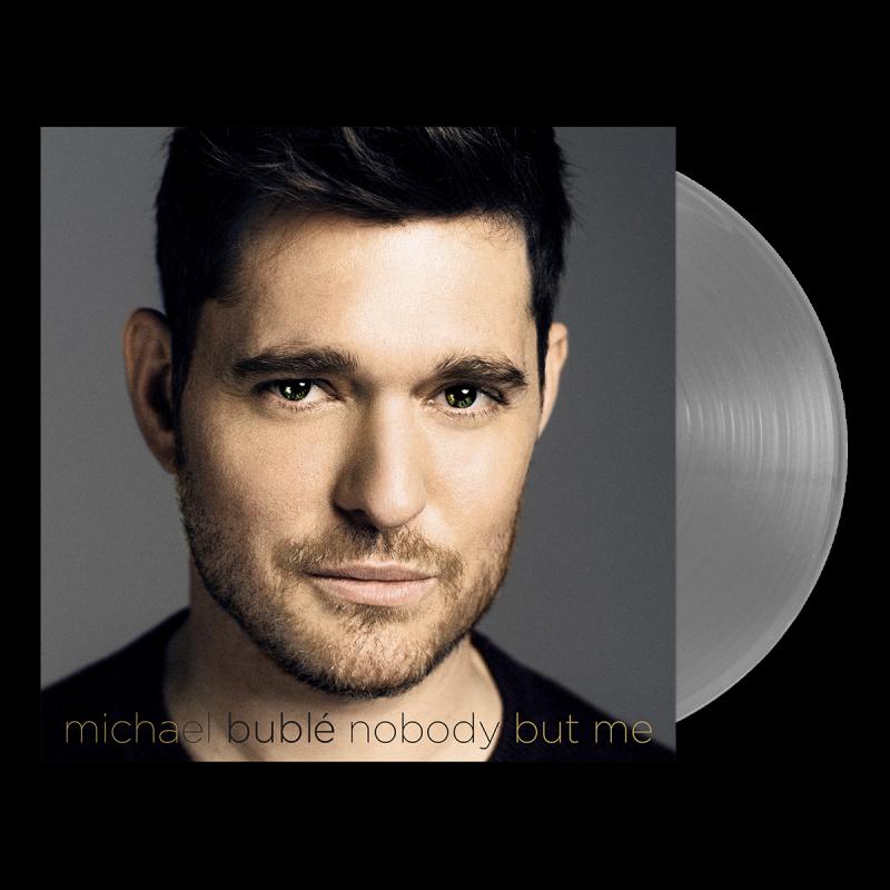 Nobody But Me Silver Vinyl