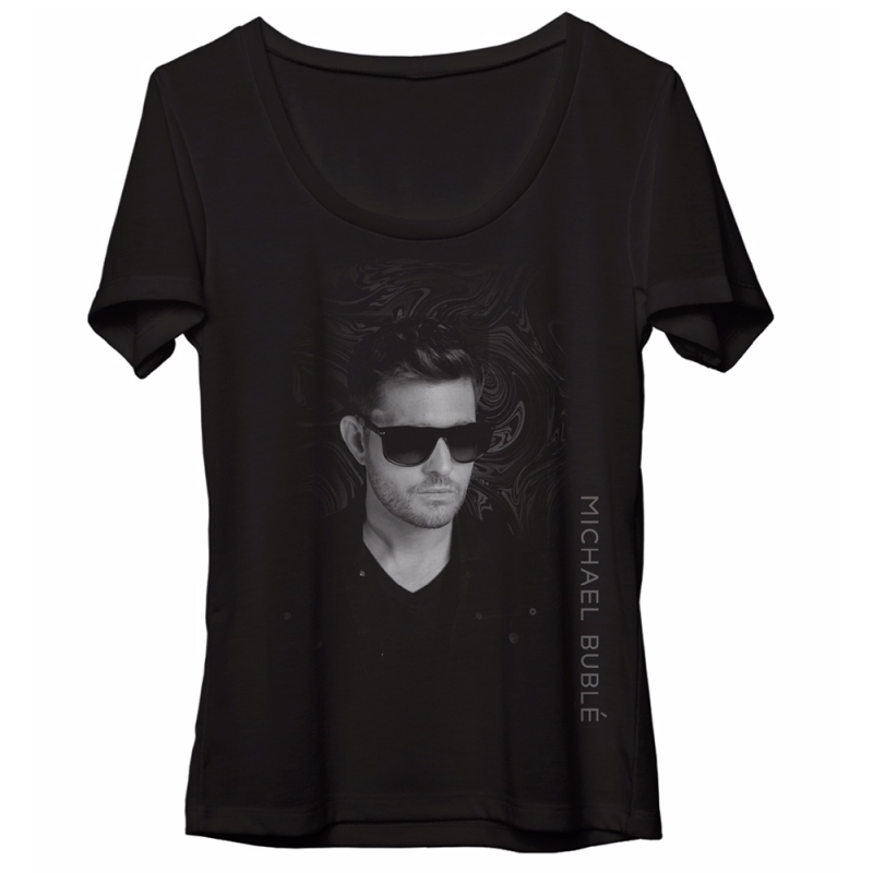 Buble Shades Women's Slouchy T-shirt
