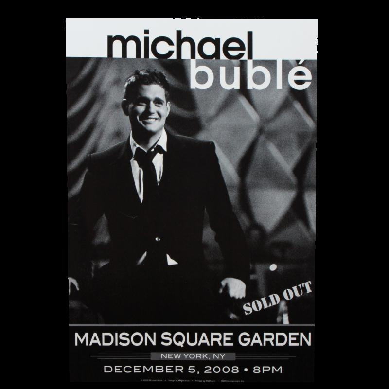 Madison Square Garden Poster