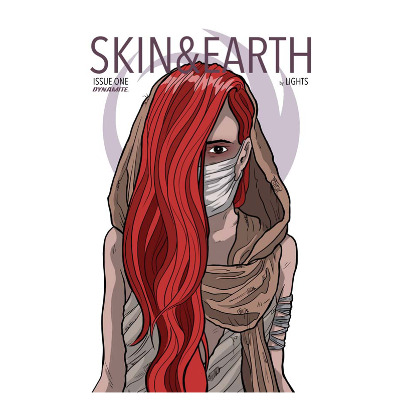 Skin & Earth Issue 1 Cover B