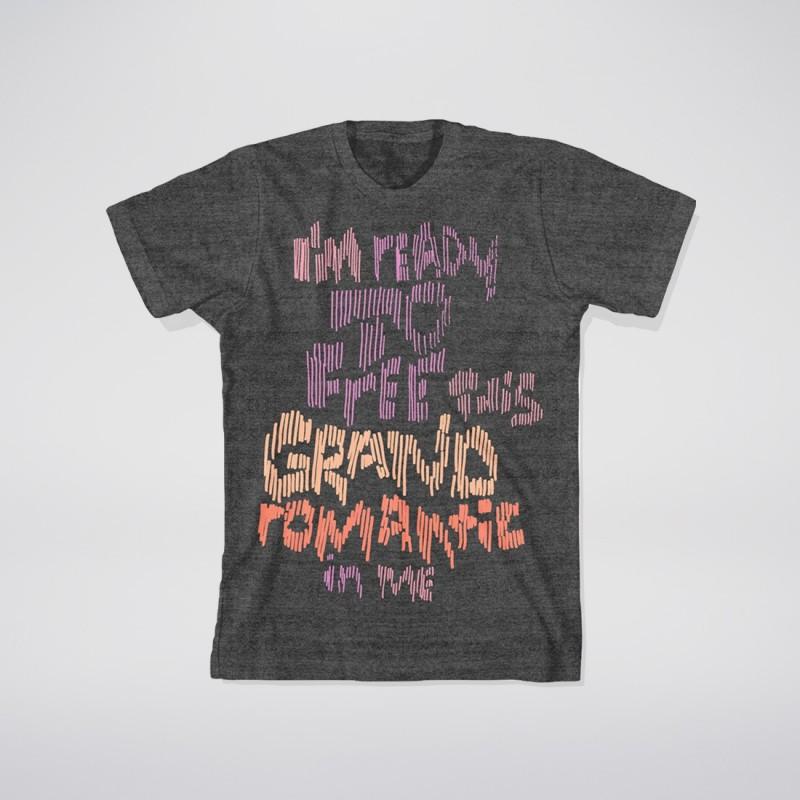 Grand Romantic Lines T-Shirt