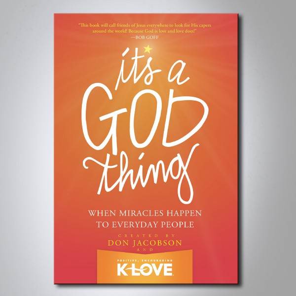 It's A God Thing Book K-LOVE