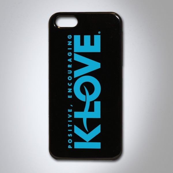 K-LOVE Logo iPhone 5 Case