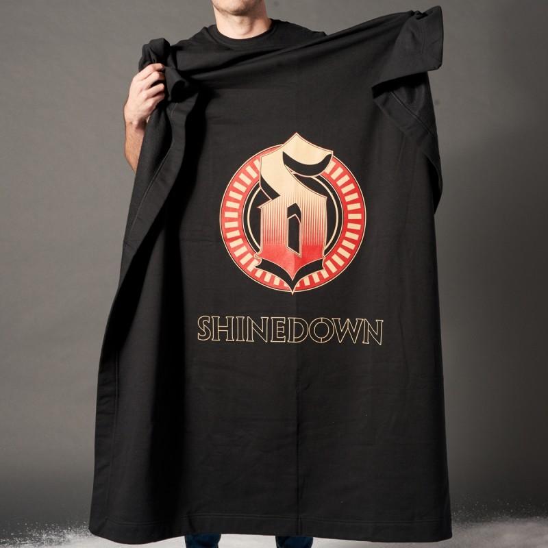 Burst Emblem Blanket