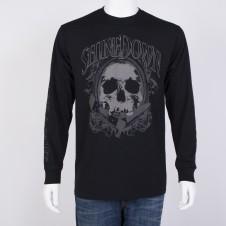 Pocket Knife Skull Long-sleeve Shirt