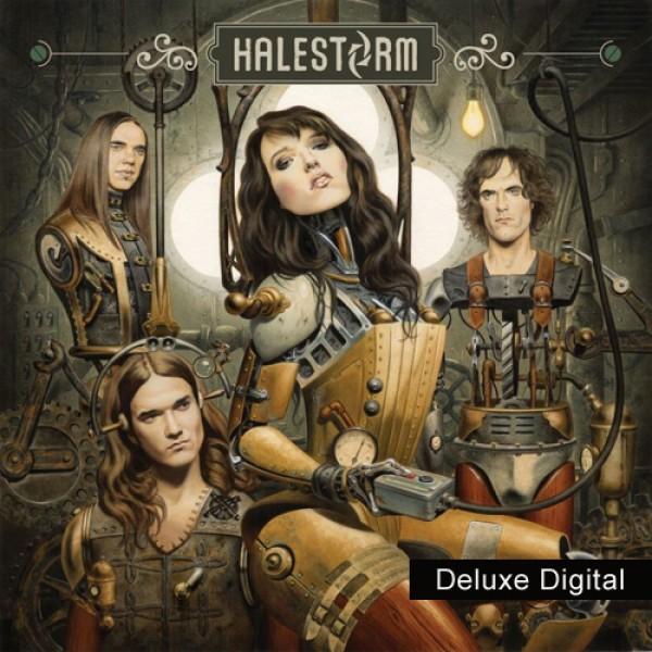 Halestorm Deluxe Digital MP3 Album