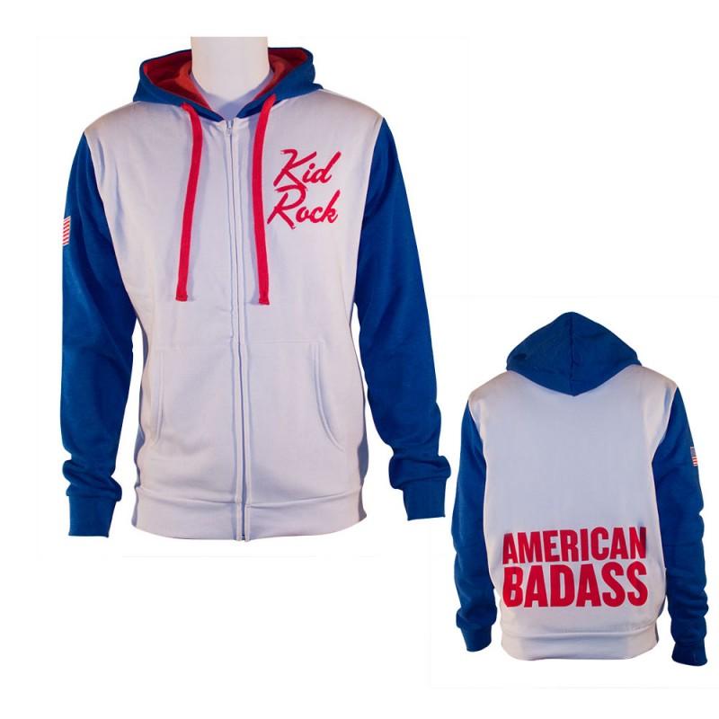 American Badass Zip Hoodie