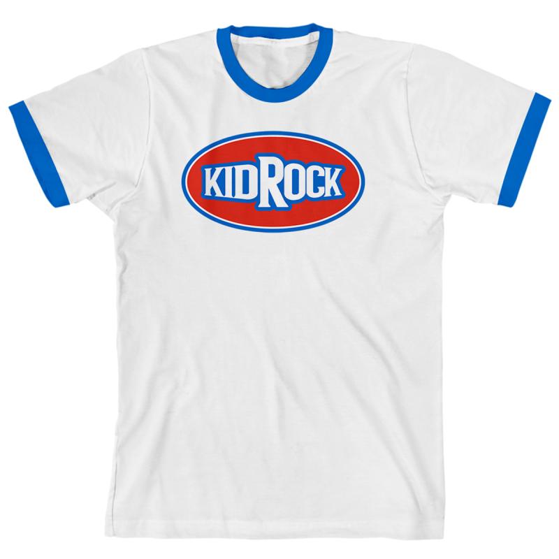 Charcoal Ringer T-shirt