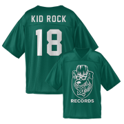 Green Top Dog Football Jersey