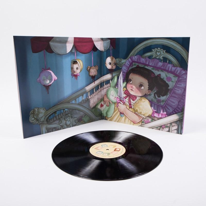 Cry Baby Standard Vinyl Lp