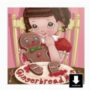 Gingerbread Man Digital Single