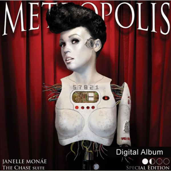Metropolis: The Chase Suite Special Edition Digital MP3 Album