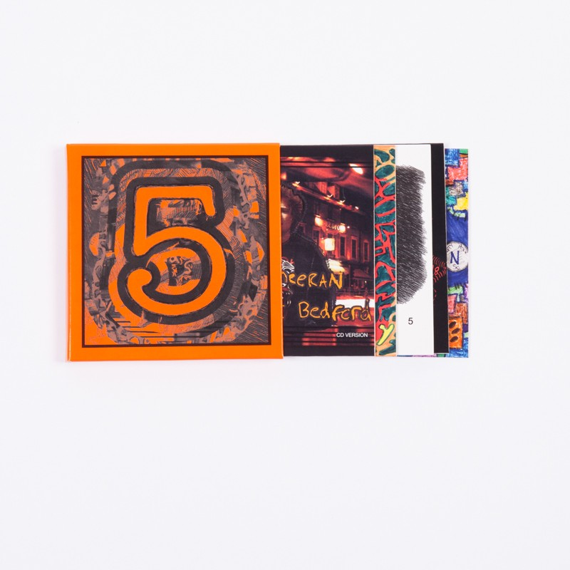 """5"" CD Box Set"