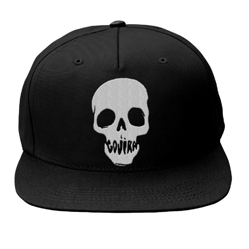 Mouth Skull Hat